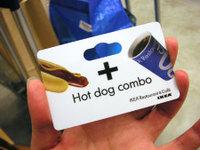 Hotdogcard